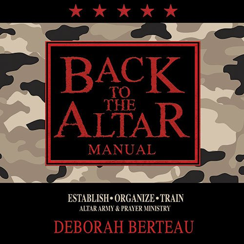 Back To The Altar Manual