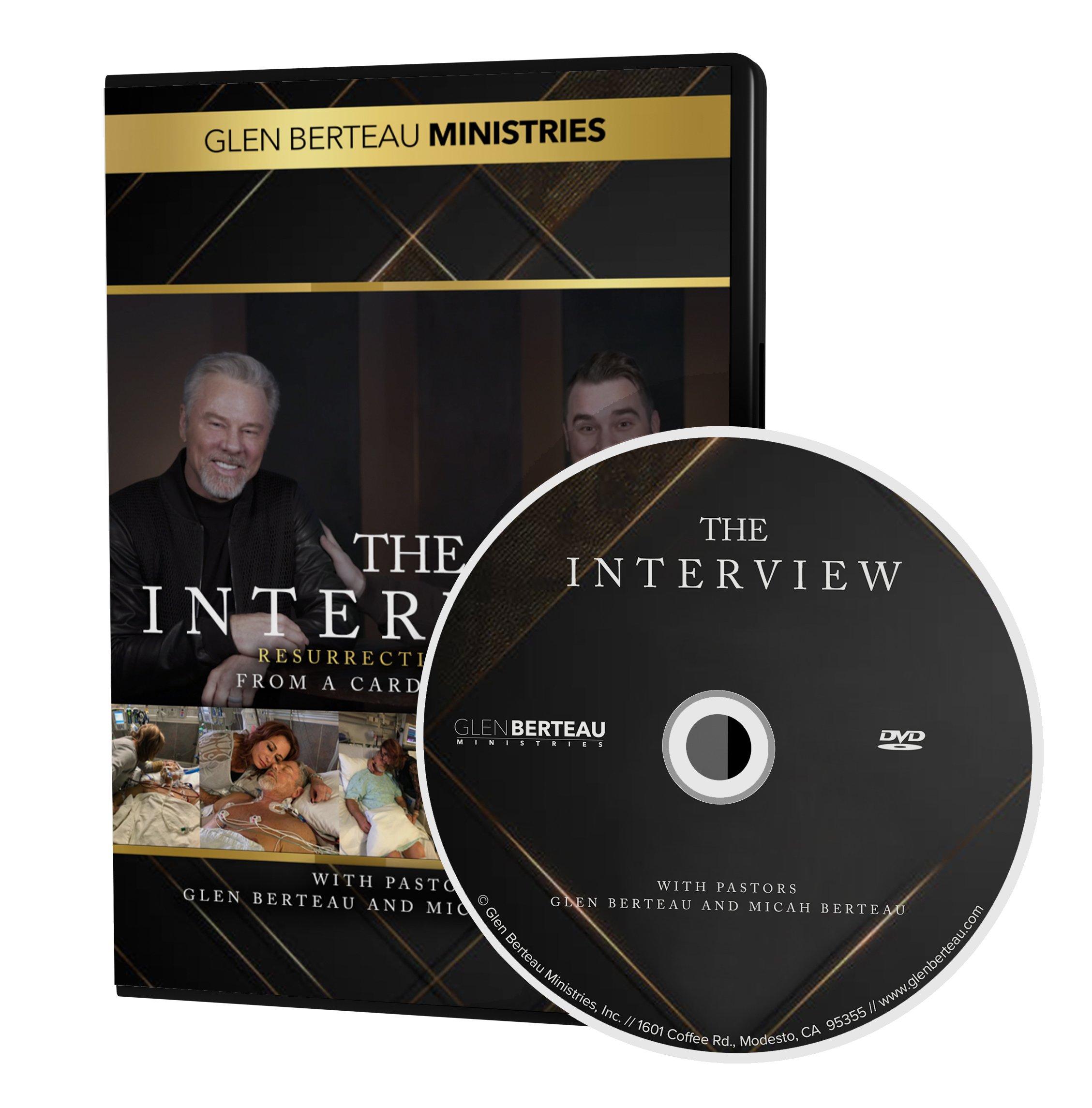 The Interview (Pastors Glen Berteau and Micah Berteau)